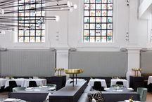 architecture . Restaurant