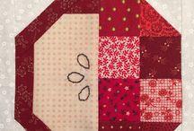 Quilt Blocks----Farm Girl