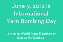 Yarn Bombing / by Julie Blaney