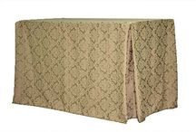 Saxony Damask Fitted Table Covers