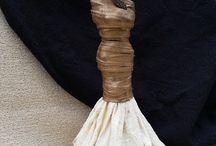 Paverpol sculptures / Creations of Yake Kreatív és Paverpol alkotó műhely