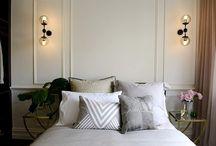 SYPIALNIA oświetlenie łóżka