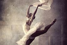 Ballet / Beautiful gestures and movements