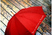 ☆Värikkäät sateenvarjot☆