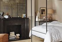 INTERIEUR ✽ Slaapkamers | Bedrooms / Ga je verhuizen of je huis opnieuw inrichten en heb je ideeën nodig voor de inrichting van je nieuwe slaapkamer? Doe hier inspiratie op en bekijk mijn favorieten. Geen idee hoe je dit thuis kunt realiseren? Ik help je graag met interieuradvies en styling op maat via www.stijlidee.nl / by STIJLIDEE