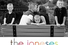Photo Inspiration- Families  / by Laura Miller
