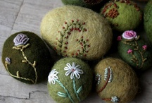 Feltet embroidery