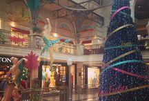 Navidad Patio