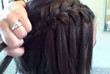 hair doos / by Menda Howell