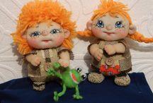 игрушки для кукол