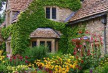 Giardini Di Cottage Inglesi