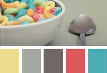 Color Palette / by Lisa Means