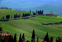 Beautiful Tuscany / Tuscany is filled with small medieval towns and beautiful countryside. Here are just a few of my favourite places...