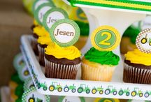 John Deere Birthday / by Lacey Spears