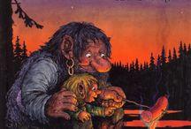 Tusser og troll