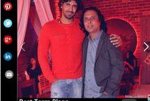 Mr Sunil Maan with Naveen kaushik,Nitin Chawla's event, Timesofindia.com
