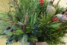 Natural Decorating - Christmas / by Nebraska Statewide Arboretum