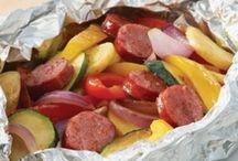 Wrap in foil recipes
