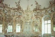 Rococo interieur