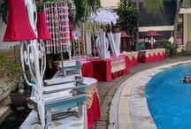 Berkah Catering - Wedding Catering at Royal Swimingpool Mojokerto
