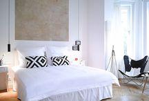 Interieur: slaapkamer
