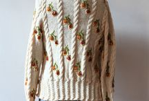 KNIT flowers / knit