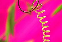 pink / by Darla Coburn Gregg