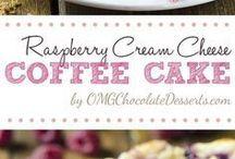 Taarten, gebak en andere zoetigheden