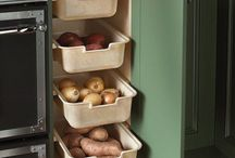 Onion and potato storage solutions