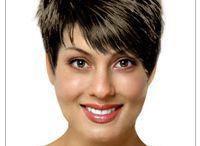 Yüz Şekline Göre Saç Modeli