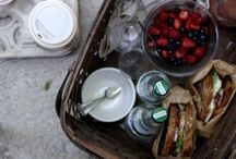 Wine country picnic ideas