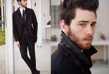 The other way / I´m addicted to men´s fashion
