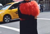 RED | scarlet fur inspiration