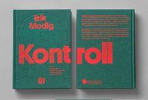 Cover, Typography, Design etc...