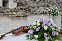 Civil Wedding in Alberobello
