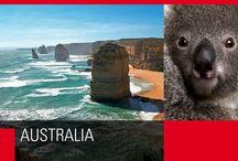 Australia / L'Australia intera poteva essere letta come uno spartito. Non c'era roccia o ruscello che non fosse stato cantato o che non potesse essere cantato. (Bruce Chatwin)
