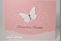 Cards - Wedding / by Cindy Sargent