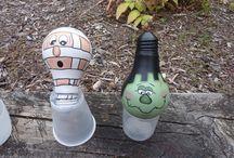 light bulb- žiarovky