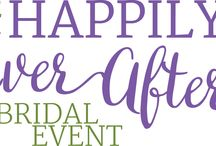 The Happily Ever After Bridal Event / Visit Hendricks County is hosting a Bridal Show at The Barn at Kennedy Farm on September 25, 2015