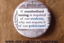 Opinion- Standardized Testing