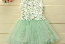 Girls bridesmaids dresses