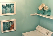 Laundry rooms / by Dena Wever