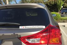 Beaconsfield Dental Stickers