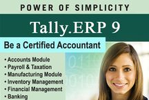 Tally ERP 9 Course with GST