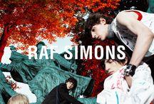 Raf Simons campaign