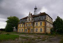 Tyńczyk Legnicki - Pałac / Pałac w Tyńczyku Legnickim wybudowany ok, roku 1896. Obecnie wystawiony na sprzedaż.