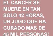Alimentos en el cancer