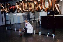 Ariana X Reebok / AG X Reebok