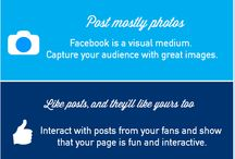 Facebook Tips / Tips for using Facebook to interact with your fans and to market your indie business.