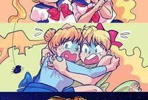 Sailor Moon / In the name of the moon I will punish you